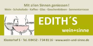 Ediths Wein und Sinne