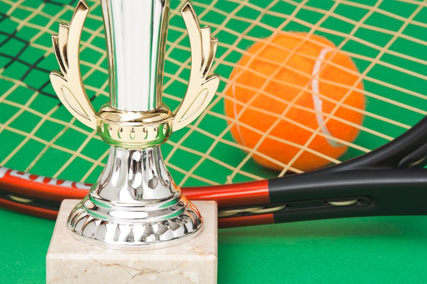 9682783 - victory in the tennis championship