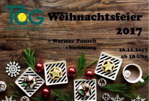 Weihnachtsfeier Erwachsene @ TC Geisenfeld | Geisenfeld | Bayern | Deutschland