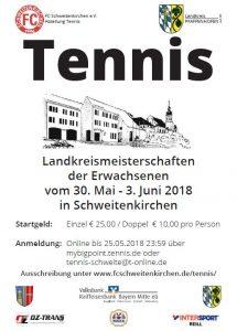 Landkreismeisterschaft Erwachsene in Schweitenkirchen